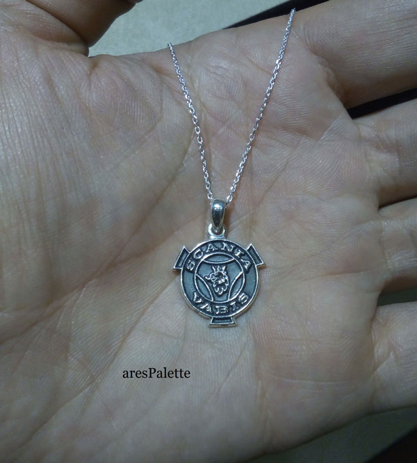 scania necklace  scania vabis pendant   arespalette 4