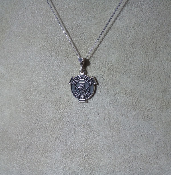 scania necklace scania collier arespalette 1