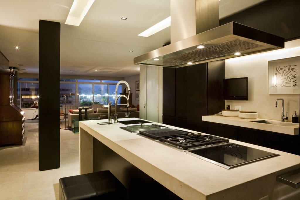 3 estilos de cozinhas residenciais  Aresto Arquitetura