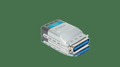 D-Link DP-301P+ 1 Parallel Port network print server