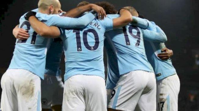 Manchester City ta lashe kofin gasar Firemiyar kasar Ingila