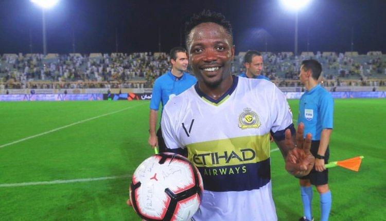 Ahmad Musa Ya Kai Hukumar Kwallon Afrika Kara Kotu