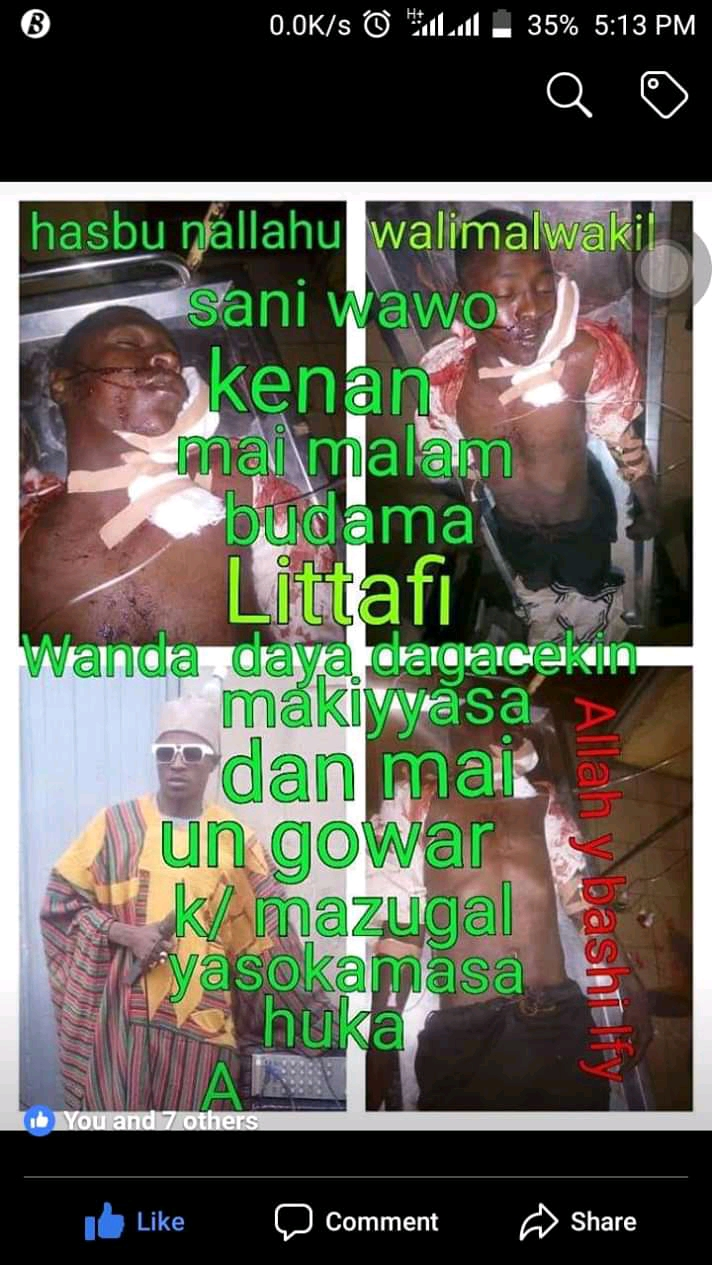 Sani wawo