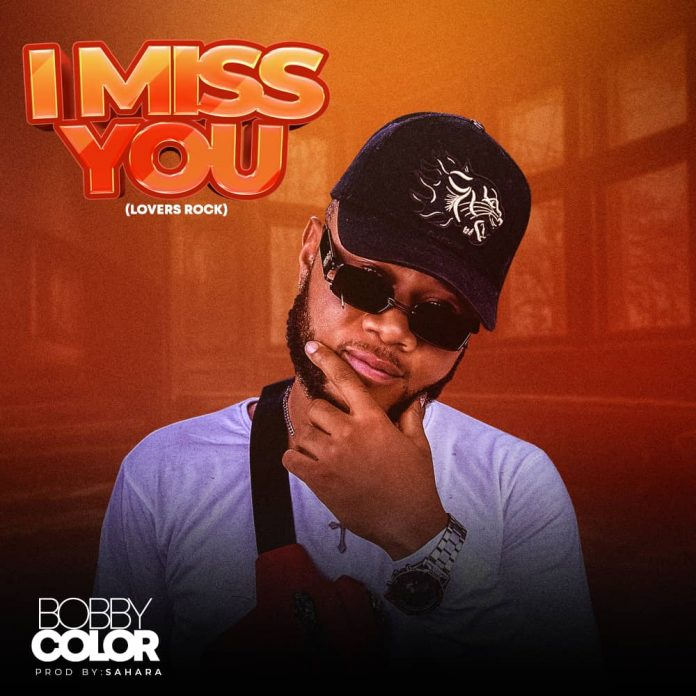 MUSIC: Bobby Color - I Miss You