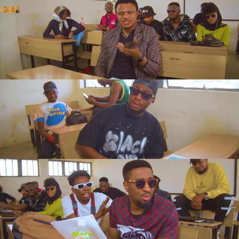 VIDEO: Deezell Ft. Dj AB x Lsvee x Kelly Punchlines x Dabo Daprof & Others - Super Story (Chapter 4)