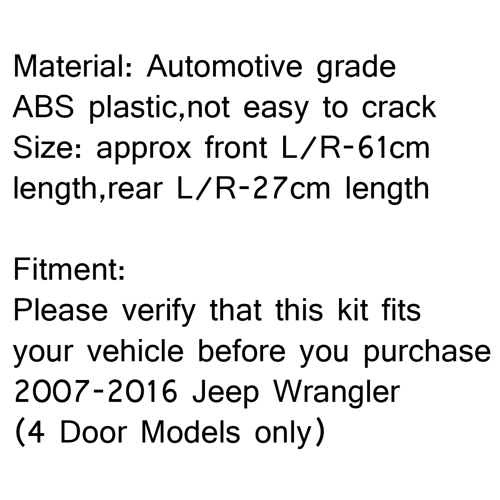 Jeep Logo Entry Sill Guards For Jeep Wrangler Jk