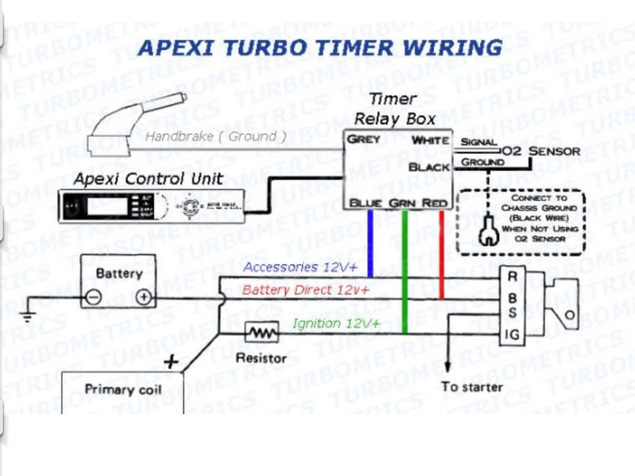bogaard turbo timer wiring diagram yamaha 350 warrior install the ranger station forums