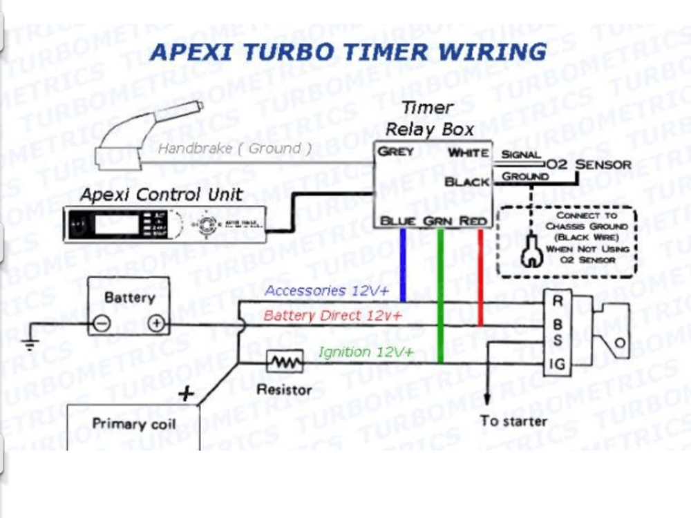 medium resolution of fizz turbo timer wiring diagram wiring library 2 655 timer circuit diagram 300zx hks turbo timer