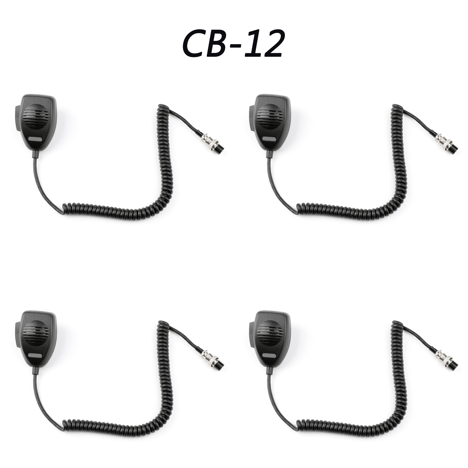 For COBRA Cobra Walkie Talkie CB-12 Car Hand Microphone