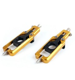 details about aluminum chain adjuster for honda cbr600rr 2007 2016 cbr1000rr 2008 2015 gold e [ 1600 x 1600 Pixel ]