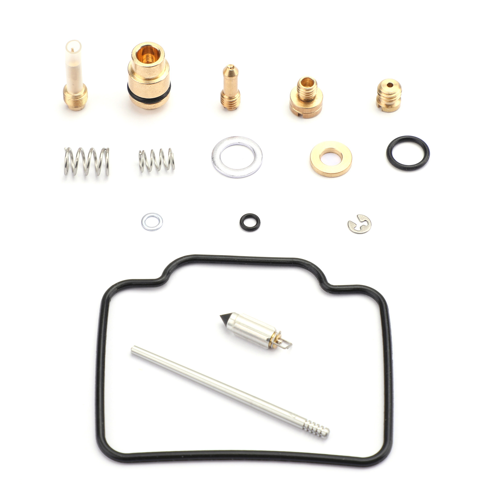 Carburetor Carb Rebuild Repair Kit For Suzuki Ltf4wdx King