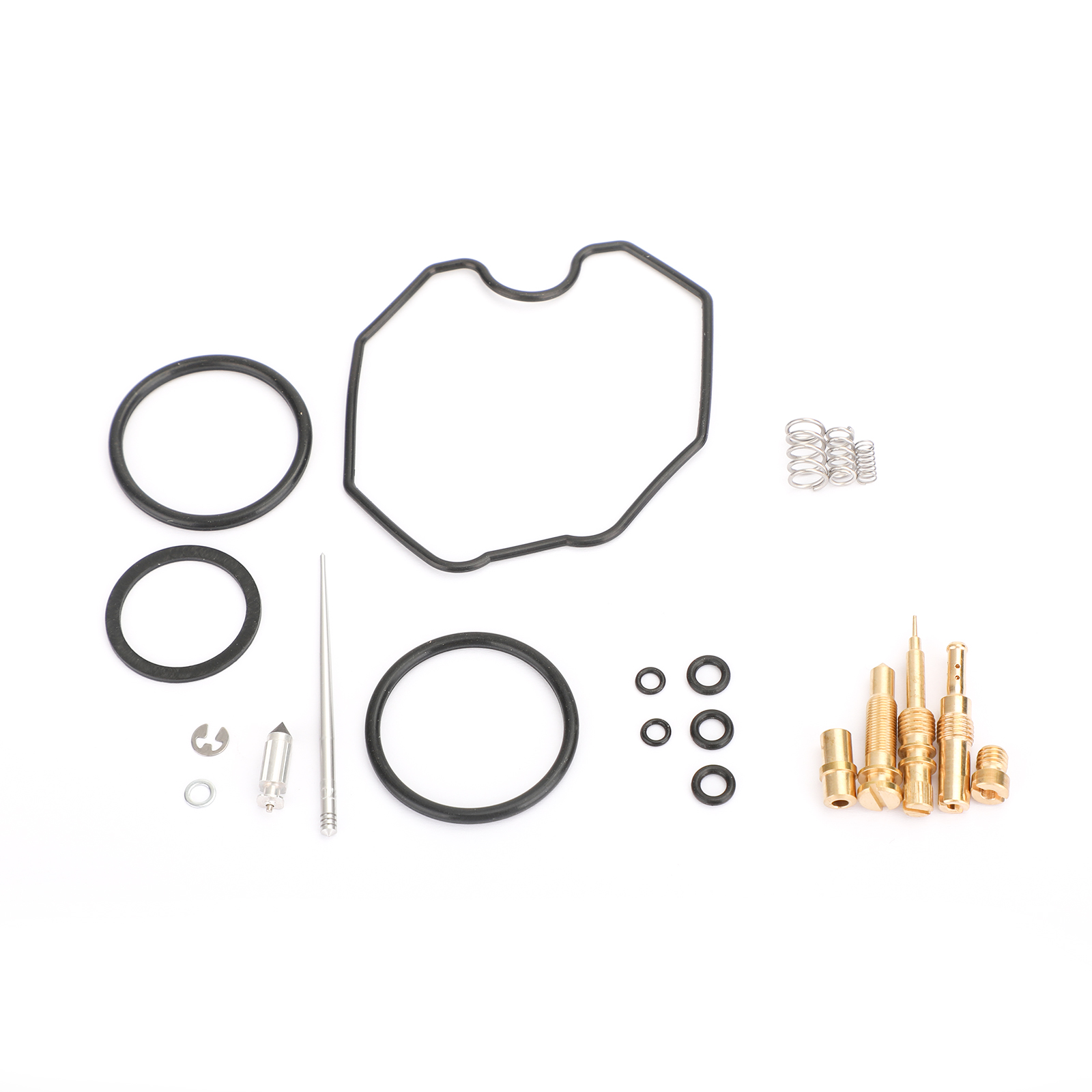 CARBURETOR REPAIR REBUILD KIT Fit 1997-2005 Honda TRX250