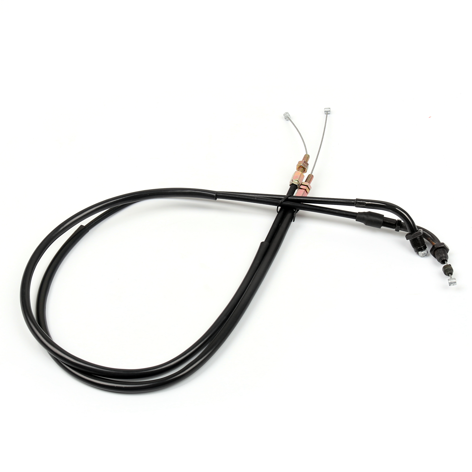 Throttle Cable For Honda Cb400 Vtec Nc39 Black