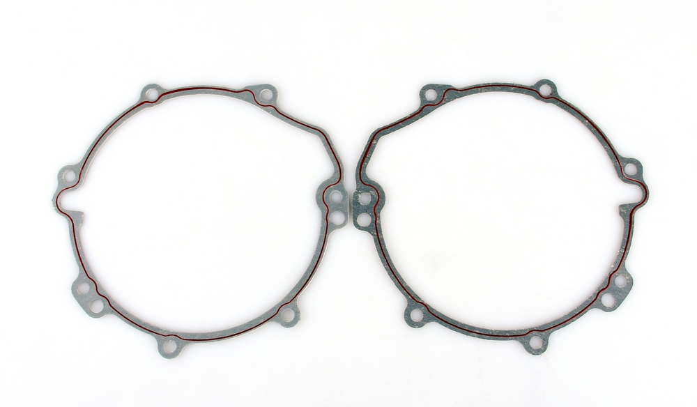 2 PCS Stator Engine Cover Gasket For Kawasaki ZX14R