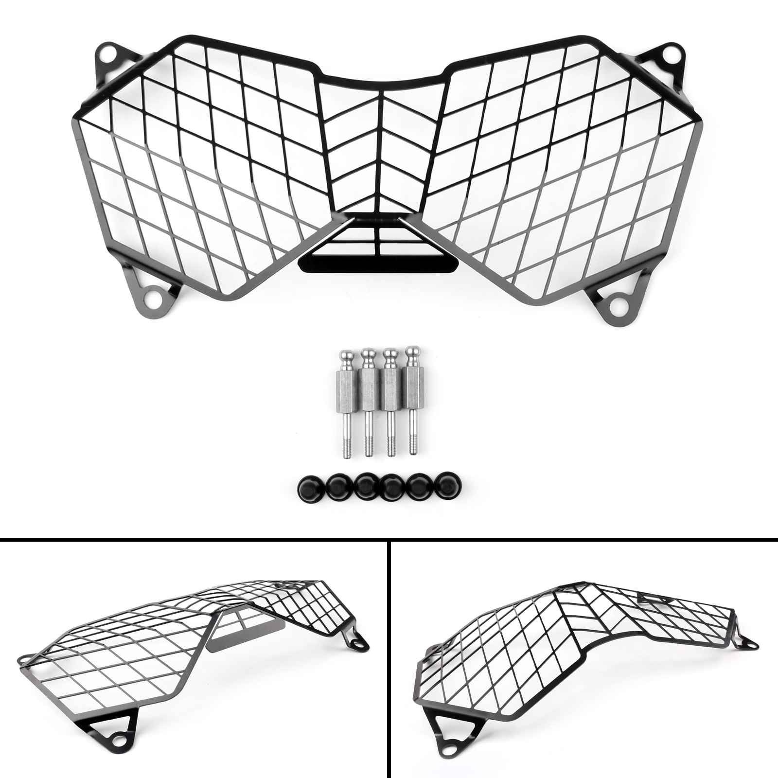 Front Headlight Guard Grill For Triumph Tiger 800 XC/XCX