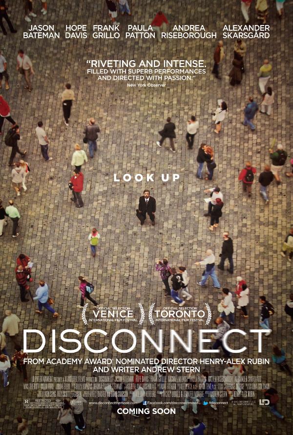 La locandina del film Disconnect