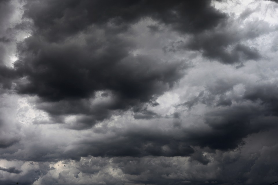 Maltempo: piogge e temporali in arrivo al centro-nord