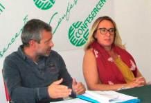 Lucio Gori e Alessia Cappanni