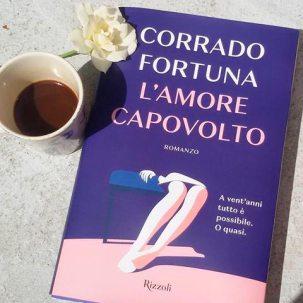 L'amore Capovolto un romanzo di Corrado Fortuna