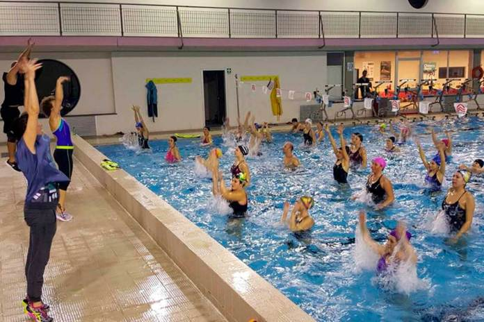 Fitness in acqua - Chimera Nuoto