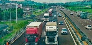 autostrada veicoli
