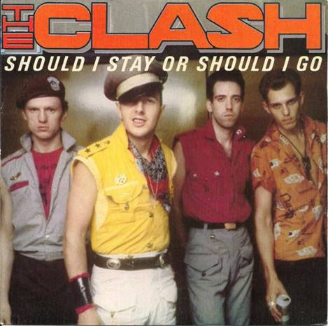 Should I Stay or Should I Go dei Clash