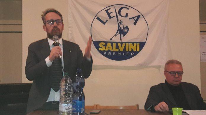 La Lega incontra a Cortona le persone