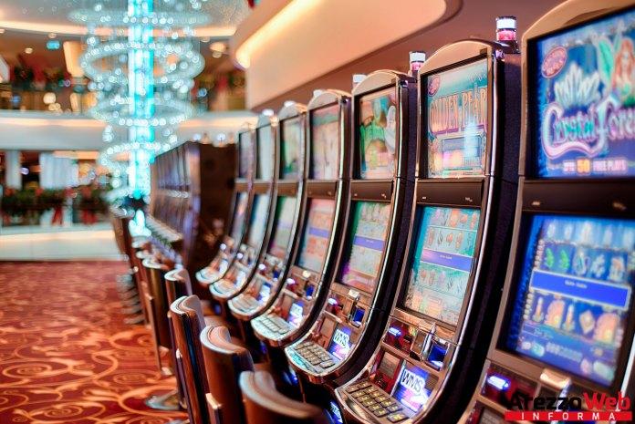 slot machine - gioco d'azzardo