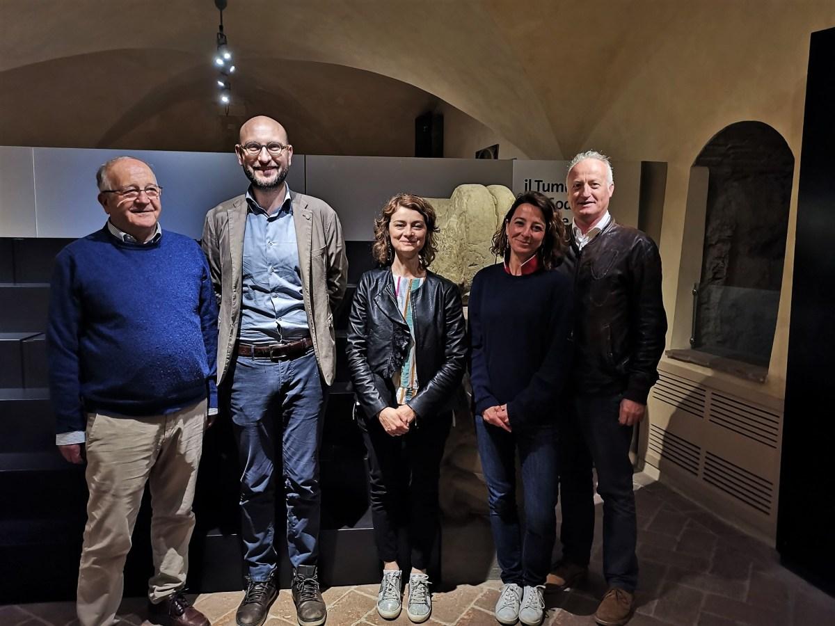 Cortona: firmato l'accordo per la gestione del Parco Archeologico del Sodo