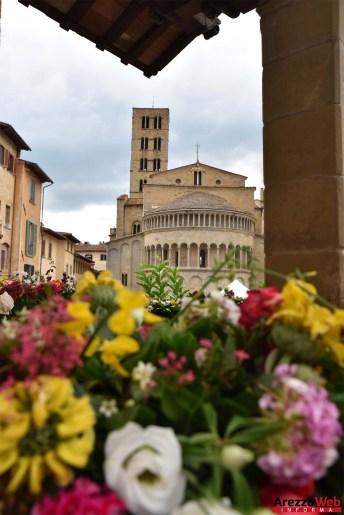 Fiori in Piazza Grande - Arezzo 33