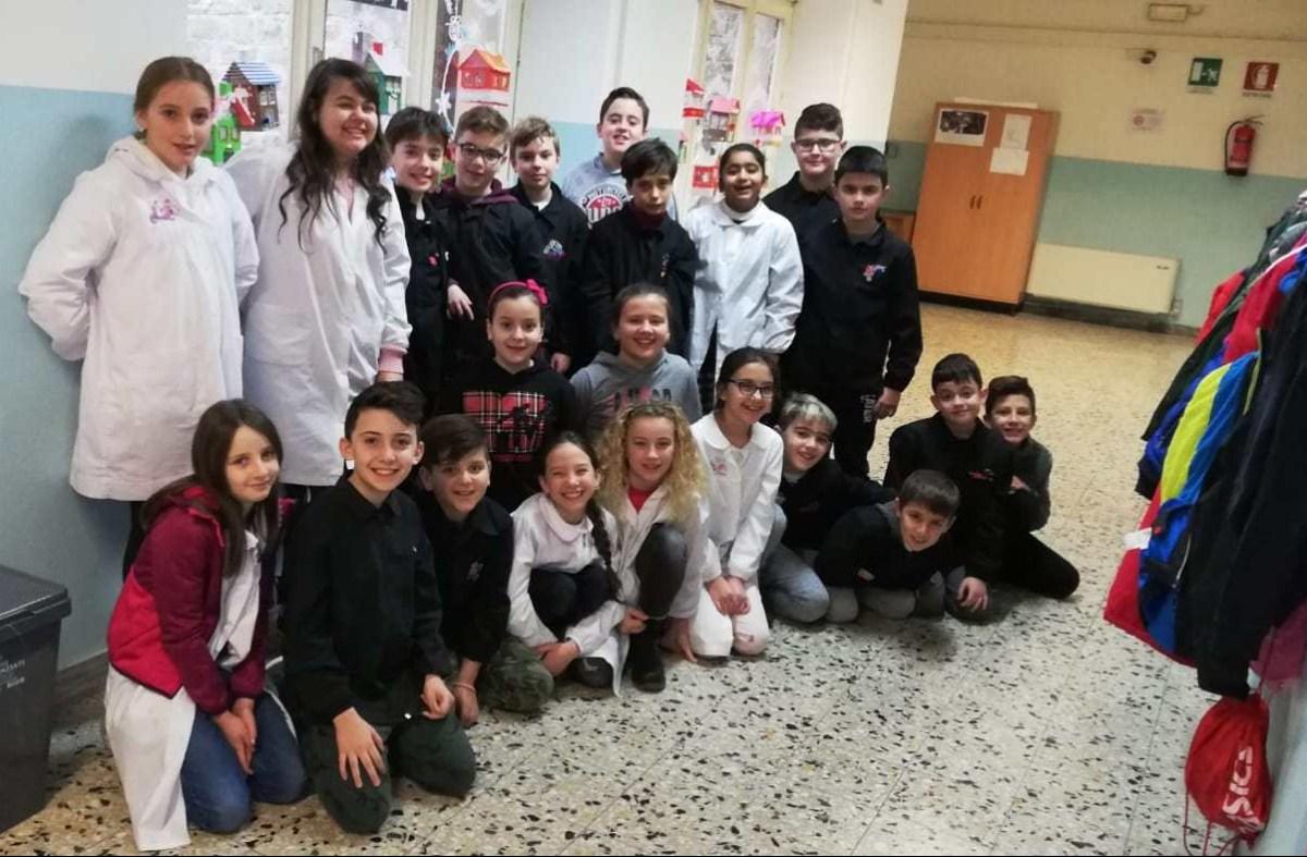 Una bella storia arriva dalla classe 5C della scuola elementare Ghizzi di Castiglion Fiorentino