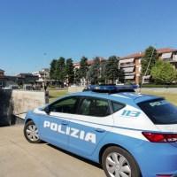 Donna colta da malore al Foro Boario soccorsa da una pattuglia della Polizia di Stato