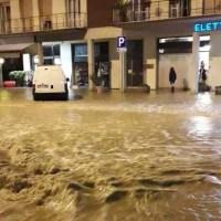 Maltempo, riconosciuto lo stato di emergenza nazionale per Arezzo e Siena