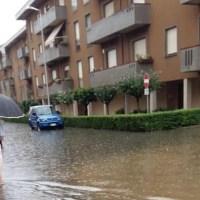 Violento temporale in città: pre-allerta nelle zone di Bagnoro, Giotto, Santa Firmina, viale Santa Margherita