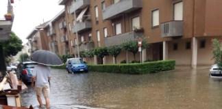 Violento temporale in città. Gli interventi della Polizia Locale Preallerta nelle zone di Bagnoro, Giotto, Santa Firmina, viale Santa Margherita