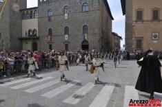 139ma Giostra del Saracino - Sfilata - 004