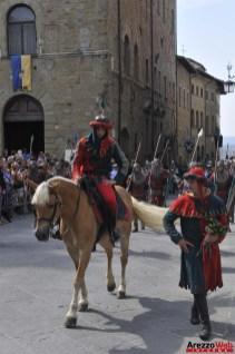 139ma Giostra del Saracino - Sfilata - 012