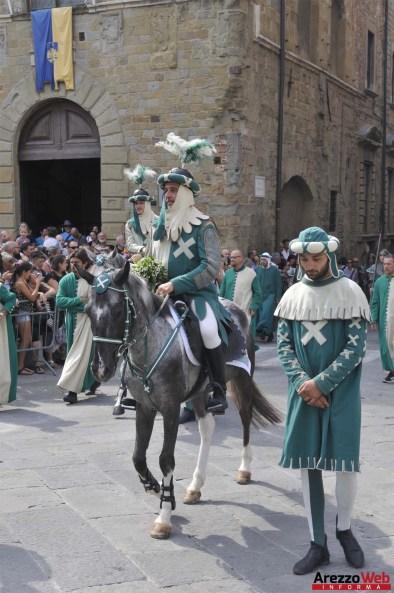 139ma Giostra del Saracino - Sfilata - 017