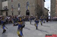 139ma Giostra del Saracino - Sfilata - 028
