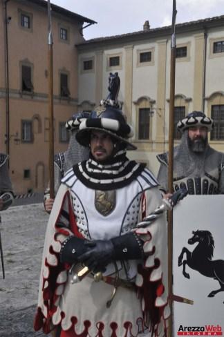 139ma Giostra del Saracino - Sfilata - 034
