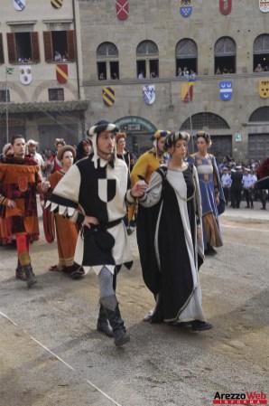 139ma Giostra del Saracino - Sfilata - 054