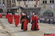 139ma Giostra del Saracino - Sfilata - 057