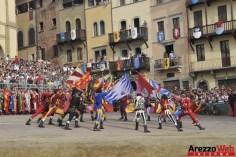 139ma Giostra del Saracino - Sfilata - 071