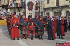 139ma Giostra del Saracino - Sfilata - 090