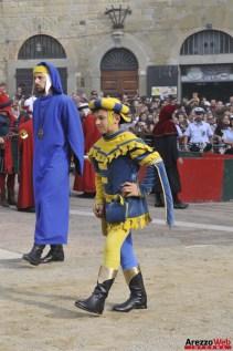 139ma Giostra del Saracino - Sfilata - 091
