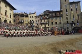 139ma Giostra del Saracino - Sfilata - 100
