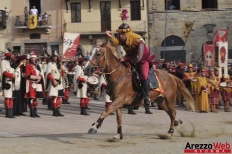 139ma Giostra del Saracino - Sfilata - 105