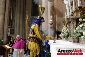 GIOSTRA DEL SARACINO - Te deum Santo Spirito - 13