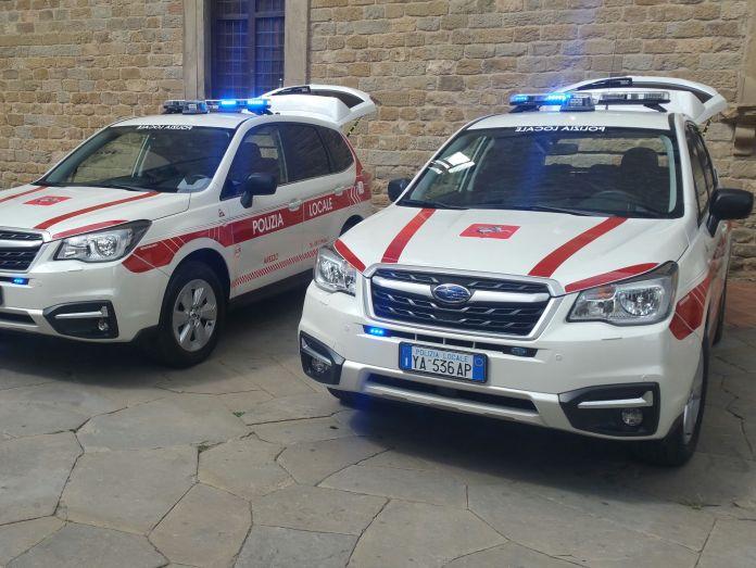 Polizia locale: aumenta il parco macchine a disposizione per i servizi