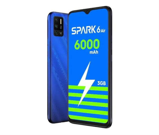 Tecno Spark 6 Air